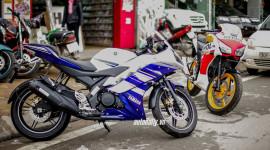 Honda CBR150R 2015 vs. Yamaha R15 2014: Kỳ phùng địch thủ