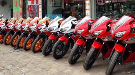 Hà Nội, mua xe motor thể thao cỡ nhỏ ở đâu?