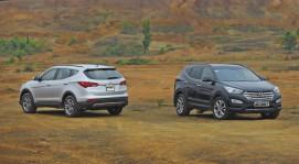 Hyundai Santa Fe 2015 phiên bản đặc biệt có gì hấp dẫn?