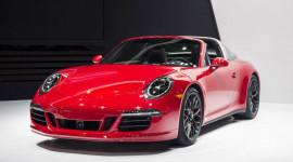 Porsche 911 Targa 4 GTS lộ diện