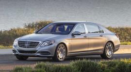 Mercedes-Maybach S600 2016: Đứa con lai hoàn hảo