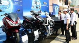 Thị trường xe máy giảm năm thứ 3 liên tiếp