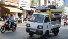 """Có một loại xe buýt """"cực hay"""" tại Sài Gòn"""