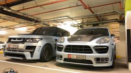 """Đại gia Dubai """"lên đời"""" cho cặp đôi SUV hạng sang"""