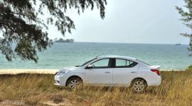 """Nissan Sunny khám phá """"đảo ngọc"""" Phú Quốc"""