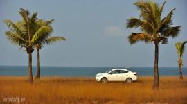 Cầm lái Nissan Sunny qua hành trình 1.000km