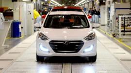Hyundai bắt đầu sản xuất i30 bản cải tiến tại Cộng hòa Séc