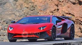Ảnh thực tế Lamborghini Aventador Super Veloce sắp ra mắt