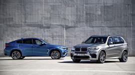 Chi tiết bộ đôi BMW X5 M và X6 M 2015