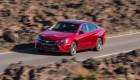 Toyota Camry dẫn đầu phân khúc sedan hạng trung tháng đầu năm