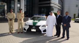 """Cảnh sát Dubai tiếp tục sắm xế """"khủng"""""""