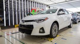Toyota sản xuất chiếc Corolla thứ 500.000 tại nhà máy Mississippi