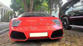 "Ngắm ""hàng hiếm"" Lamborghini Murcielago LP572 tại Hà Nội"