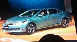 Toyota Corolla Hybrid trình làng