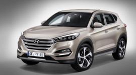 Hình ảnh chính thức đầu tiên của Hyundai Tucson 2016