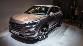 """Ngắm Hyundai Tucson 2016 """"bằng xương, bằng thịt"""""""
