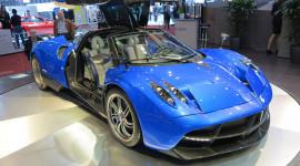 """""""Thần gió"""" Pagani Huayra Roadster sẽ ra mắt vào năm tới"""