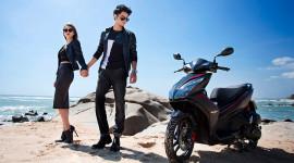 Honda Air Blade Black Editon 2015 - Sự kết hợp hoàn hảo