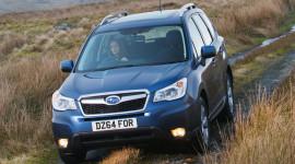 Subaru Forester 2015 chính thức trình làng