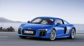 Video: Xem màn trình diễn tuyệt đẹp của Audi R8 2015
