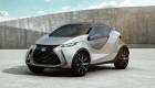 Rò rỉ hình ảnh Lexus LF-SA concept