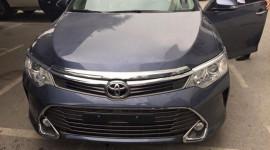 Lộ ảnh Toyota Camry 2015 lắp ráp tại Việt Nam