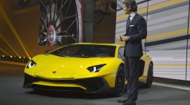 Lamborghini Aventador LP750-4 SuperVeloce có giá 366.000 USD