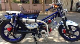 Tự ý thay đổi màu sơn xe máy có bị phạt không?