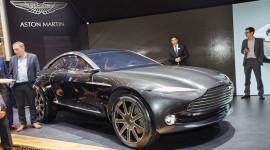 Aston Martin bất ngờ ra mắt DBX Concept