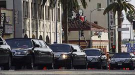 """1.000 siêu xe đưa """"sao"""" đến Oscars 2015"""