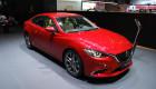 Mazda6 phiên bản cải tiến trình làng
