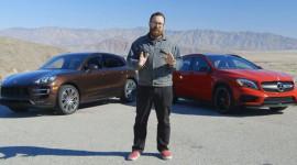 Video: Porsche Macan Turbo so tài với Mercedes-Benz GLA45 AMG