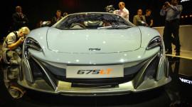 McLaren trình làng siêu xe mạnh nhất, nhẹ nhất của mình