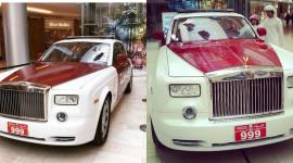 Xế siêu sang Rolls-Royce Phantom trở thành xe cảnh sát