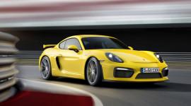 Video: Xem Porsche Cayman GT4 tăng tốc từ 0-240 km/h