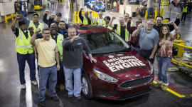 Ford sản xuất xe trang bị động cơ EcoBoost thứ 5 triệu