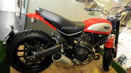 Lô xe Ducati Scrambler đầu tiên về Việt Nam