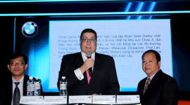 Euro Auto chính thức công bố cổ đông chiến lược