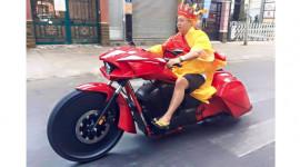 """""""Đường Tăng"""" phiên bản Việt đi tông chạy PKL là ai?"""