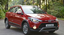 Hyundai i20 Active sẽ được xuất khẩu sang các nước châu Á