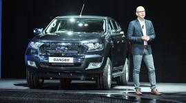 Video: Màn ra mắt ấn tượng của Ford Ranger 2015