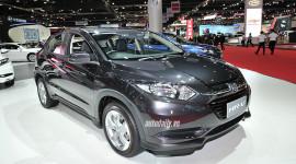 """Xem trước xe """"hot"""" Honda HR-V có thể về Việt Nam dịp cuối năm"""