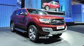 """Ford Everest 2015 chính thức """"chào"""" thị trường Đông Nam Á"""