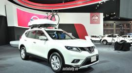 Nissan X-Trail 2015 ra mắt triển lãm Bangkok