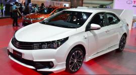 Toyota trình làng Corolla phiên bản đường đua