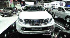 Diện kiến Mitsubishi Triton 2015