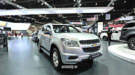 Chevrolet Trailblazer 2015: SUV mới cho thị trường Đông Nam Á