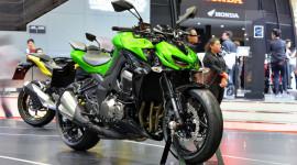 """""""Hoa mắt"""" với dàn mô-tô khủng của Kawasaki tại Bangkok Motor Show 2015"""