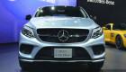 Mercedes GLE Coupe trình làng tại triển lãm Bangkok