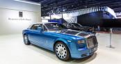 Rolls-Royce giới thiệu bộ sưu tập Phantom Drophead Coupé Waterspeed